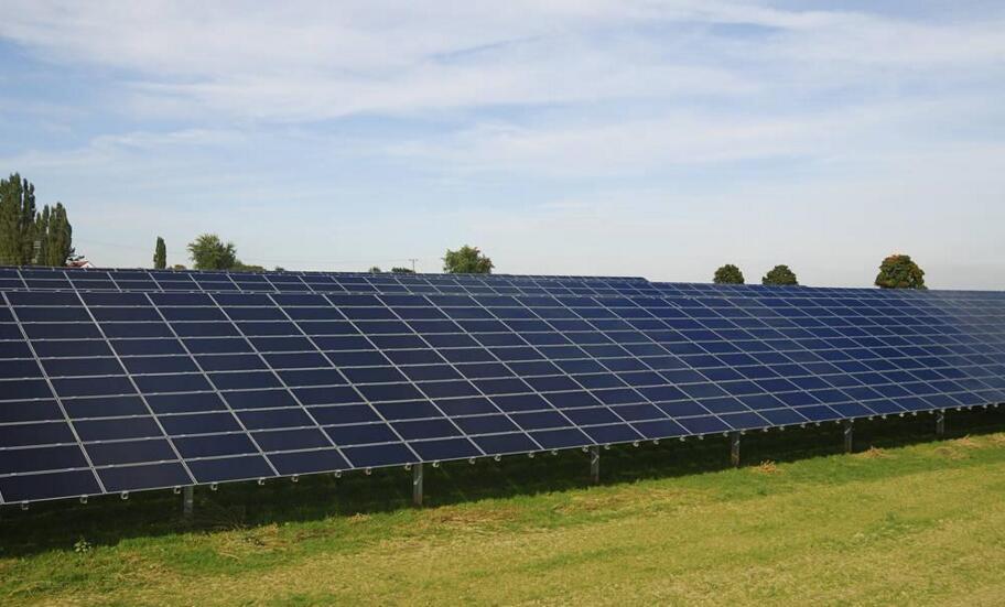 收集太阳能